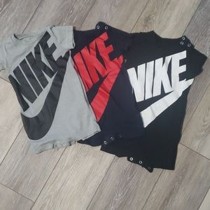 Infant Nike Rompers